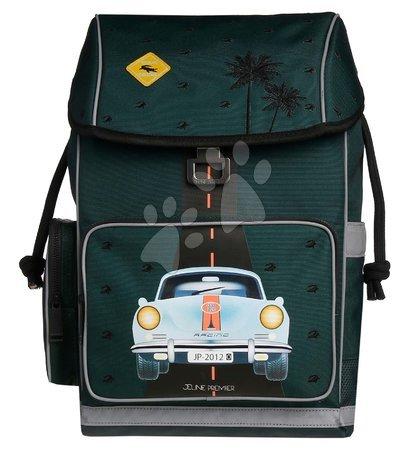 Šolske potrebščine - Školský batoh veľký Ergomaxx Monte Carlo Jeune Premier ergonomický luxusné prevedenie 39*26 cm JPERX21170