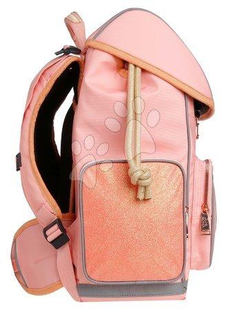 Šolske potrebščine - Školský batoh veľký Ergomaxx Tiara Tiger Jeune Premier ergonomický luxusné prevedenie 39*26 cm JPERX21177_1