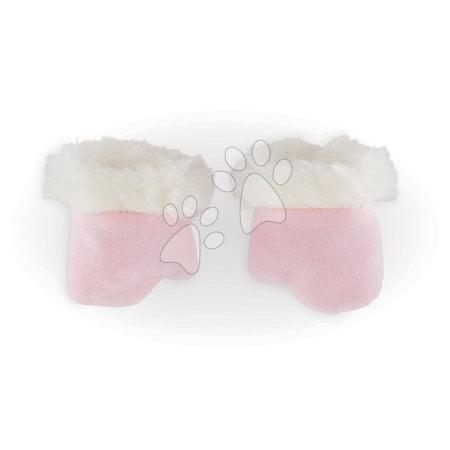 Rukavice palčáky Mittens Pink Ma Corolle pro 36 cm panenku od 4 let