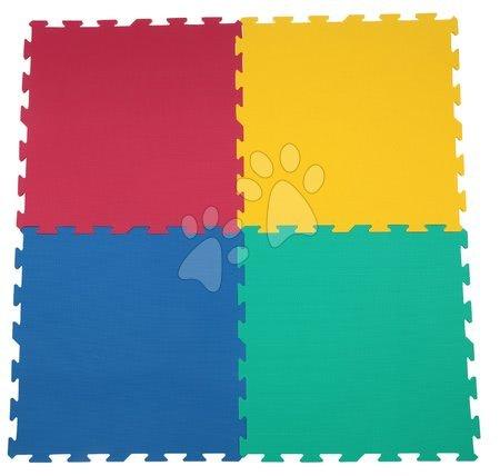 Pjenaste puzzle Lee podložak za najmlađe 4 dijela 60*60*1,4 cm od 0 mjeseci