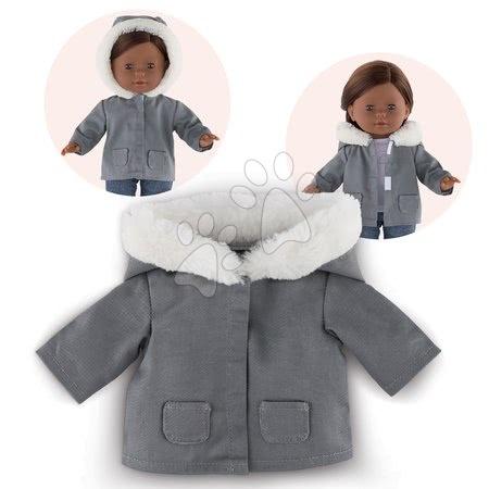 Oblečenie Parka Grey Ma Corolle pre 36 cm bábiku od 4 rokov