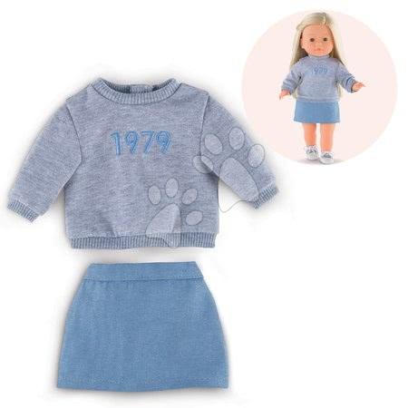 Fpk88 a corolle sweater skirt 36cm