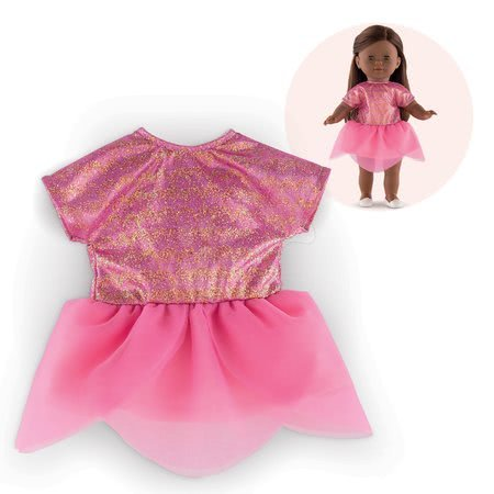 Fpk95 a corolle fairy dress