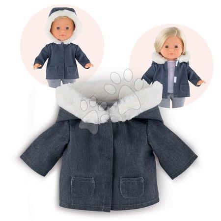 Oblečenie Parka Ma Corolle pre 36 cm bábiku od 4 rokov