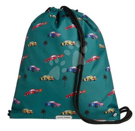 Vrećice za papuče - Školska vrećica za tjelesni i papuče Gym Bag Palm Avenue Jack Piers ergonomska luksuzni dizajn od 2 godine 36*44*10 cm