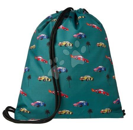 Vrećice za papuče - Školska vrećica za tjelesni i papuče Gym Bag Palm Avenue Jack Piers ergonomska luksuzni dizajn od 2 godine 36*44*10 cm_1