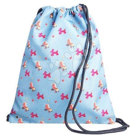 Vrećice za papuče - Školský vak na telocvik a prezúvky Gym Bag Disco Fever Jack Piers ergonomický luxusné prevedenie od 2 rokov 36*44 cm JPGY021237_1