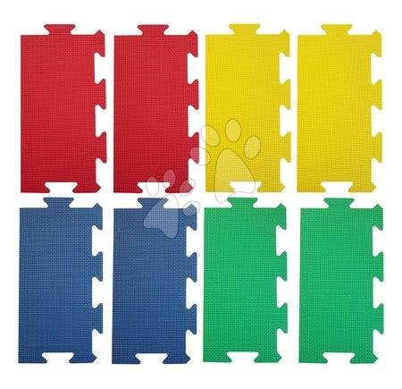 Podlahové puzzle pro miminka - Okraje pro FM604-946 pěnové podlahové puzzle Lee Chyun 8 dílů 30*15 cm od 0 měsíců