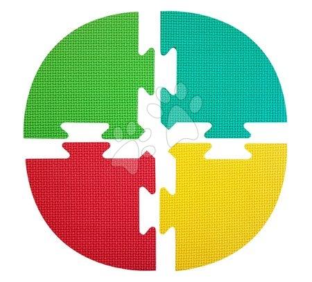 Podlahové puzzle pro miminka - Roh pro FM604 pěnové podlahové puzzle Lee Chyun od 0 měsíců