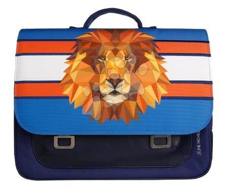 Školske aktovke - Školska aktovka It bag Midi Lion Head Jeune Premier ergonomska luksuzni dizajn