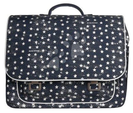Školske aktovke - Školska aktovka It bag Midi Stars Silver Jeune Premier ergonomska luksuzni dizajn