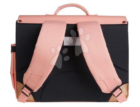 Školske aktovke - Školska aktovka It bag Midi Lady Gadget Pink Jeune Premier ergonomska luksuzni dizajn 30*38 cm_1