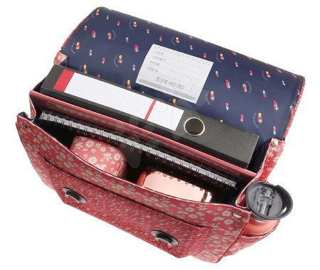 Školske aktovke - Školská aktovka It bag Midi Miss Daisy Jeune Premier ergonomická luxusné prevedenie 30*38 cm JPITD21166_1