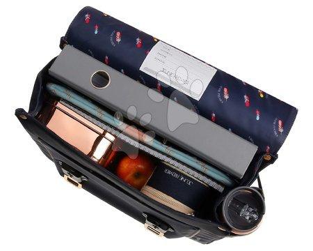 Školske aktovke - Školská aktovka It bag Midi Icons Jeune Premier ergonomická luxusné prevedenie 30*38 cm JPITD21167_1