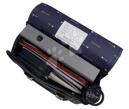 Školske aktovke - Školská aktovka It bag Midi Mr. Gadget Jeune Premier ergonomická luxusné prevedenie 30*38 cm JPITD21169_1