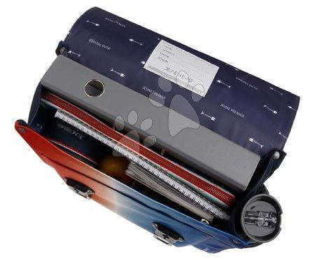 Školske aktovke - Školská aktovka It bag Midi Racing Club Jeune Premier ergonomická luxusné prevedenie 30*38 cm JPITD21171_1