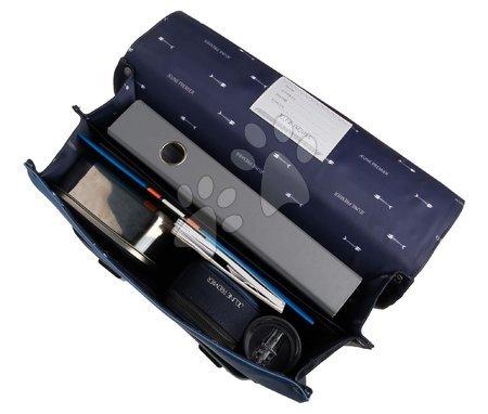 Školske aktovke - Školská aktovka It bag Midi Sharkie Jeune Premier ergonomická luxusné prevedenie 30*38 cm JPITD21174_1