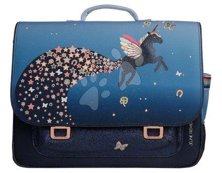 Školske aktovke - Školská aktovka It bag Midi Unicorn Universe Jeune Premier ergonomická luxusné prevedenie 30*38 cm JPITD21176