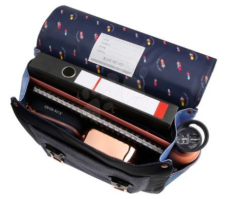 Školske aktovke - Školská aktovka It bag Midi Unicorn Universe Jeune Premier ergonomická luxusné prevedenie 30*38 cm JPITD21176_1