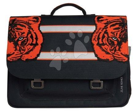 Školske aktovke - Školská aktovka It bag Midi Tiger Twins Jeune Premier ergonomická luxusné prevedenie 30*38 cm JPITD21178