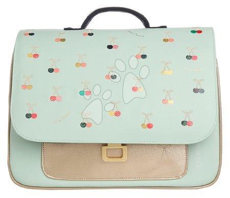 Školski pribor - Školska aktovka It bag Mini Cherry Fun Jeune Premier ergonomska luksuzni dizajn