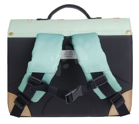 Školski pribor - Školska aktovka It bag Mini Cherry Fun Jeune Premier ergonomska luksuzni dizajn_1