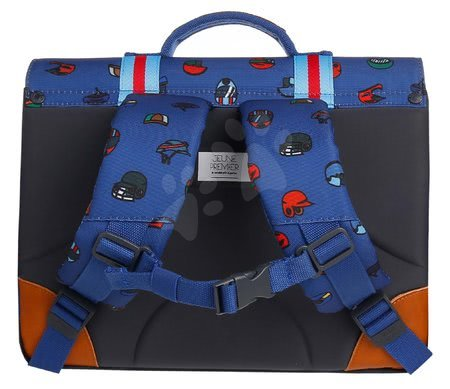 Školski pribor - Školska aktovka It bag Mini Sports Caps Jeune Premier ergonomska luksuzni dizajn_1