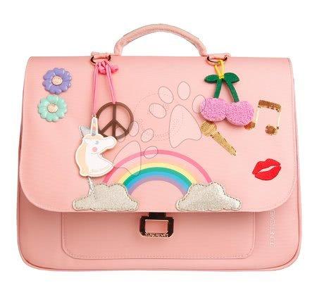 Školske aktovke - Školska aktovka It bag Mini Lady Gadget Pink Jeune Premier ergonomska luksuzni dizajn