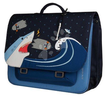 Školske aktovke - Školská aktovka It bag Maxi Sharkie Jeune Premier ergonomická luxusné prevedenie 35*41 cm JPLTX21174