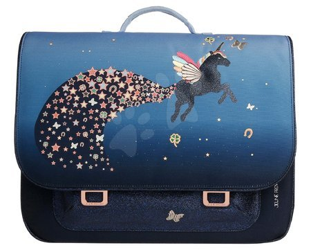 Školske aktovke - Školská aktovka It bag Maxi Unicorn Universe Jeune Premier ergonomická luxusné prevedenie 35*41 cm JPLTX21176