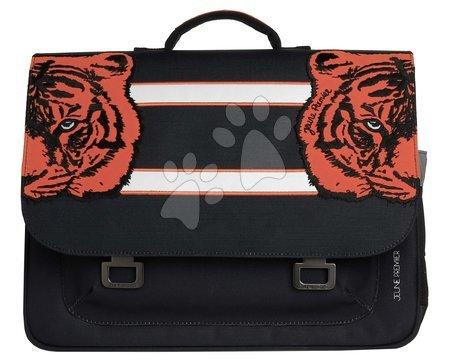 Školske aktovke - Školská aktovka It bag Maxi Tiger Twins Jeune Premier ergonomická luxusné prevedenie 35*41 cm JPLTX21178