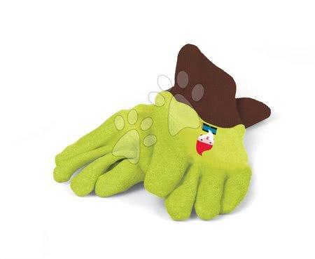 Záhradnícke rukavice pre deti Natur' Janod zelené