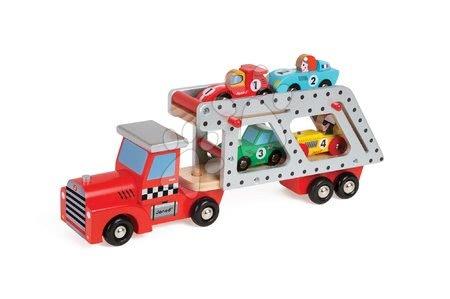 J08572 a janod dreveny kamion