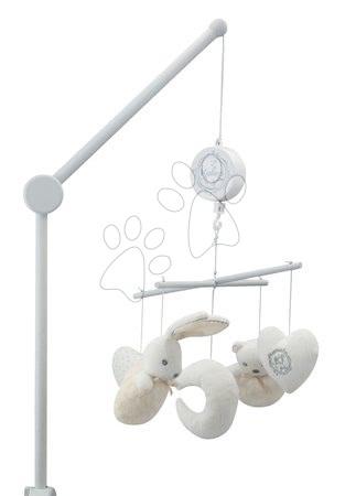 Hračky do postieľky  - Kolotoč nad postieľku Perle-Musical Mobile Kaloo hudobný 35 cm v darčekovom balení pre najmenších od 0 mes