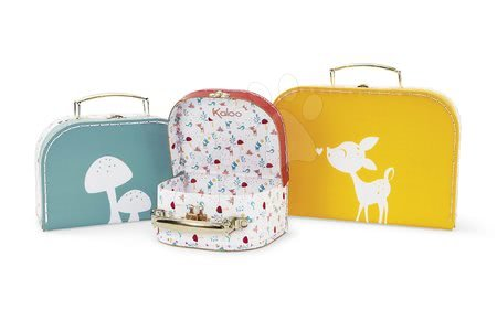 K960237 a kaloo suitcases