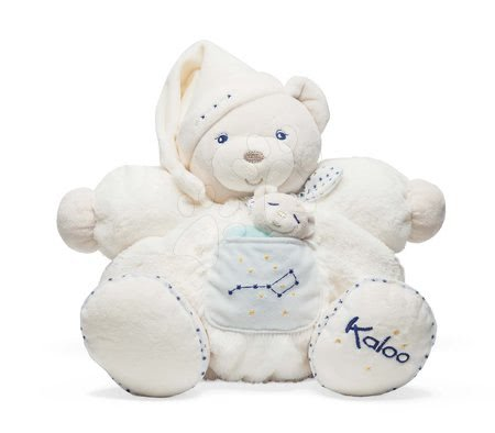 Plyšoví medvědi - Plyšový medvěd s mládětem Petite Etoile Chubby Bear and Baby Kaloo velký od 0 měsíců