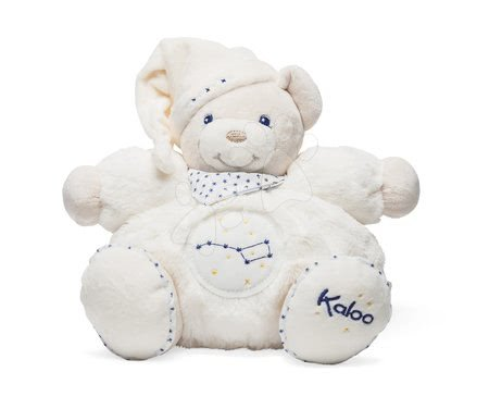 Plyšoví medvědi - Plyšový medvěd Petite Etoile Chubby Bear Kaloo střední od 0 měsíců