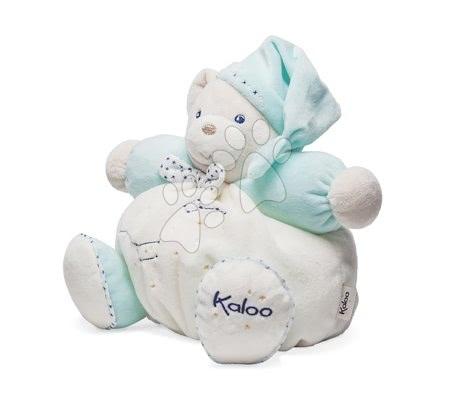 Plyšoví medvědi - Plyšový medvěd Petite Etoile Chubby Bear Kaloo střední tyrkysový od 0 měsíců_1