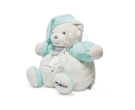 Plyšoví medvědi - Plyšový medvěd Petile Etoile Chubby Bear Kaloo malý tyrkysový od 0 měsíců_1
