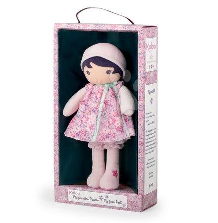 Handrové bábiky - Bábika pre bábätká Fleur K Tendresse Kaloo 32 cm v kvetinkových šatách z jemného textilu v darčekovom balení od 0 mes_1