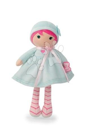 Kaloo bábika pre bábätko Azure K Tendresse 25 cm 962081 svetlomodrá