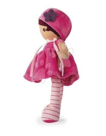 Handrové bábiky - Bábika pre bábätká Emma K Tendresse Kaloo 32 cm v ružových šatách z jemného textilu v darčekovom balení od 0 mes_1