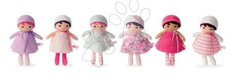 Bábiky pre dievčatá - Set bábiky pre bábätká K Tendresse Kaloo 6 druhov 18 cm výška od 0 mes