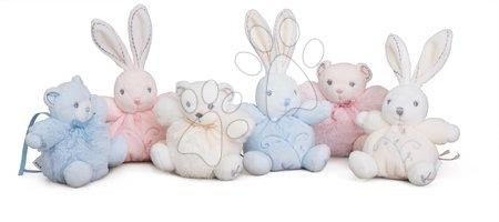 Plüssmacik - Plüss maci Perle-Mini Chubbies Bear Kaloo 12 cm krémszínű legkisebbeknek_1