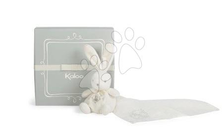 Plyšový zajačik na maznanie Perle Kaloodoo 40 cm v darčekovom balení 962201