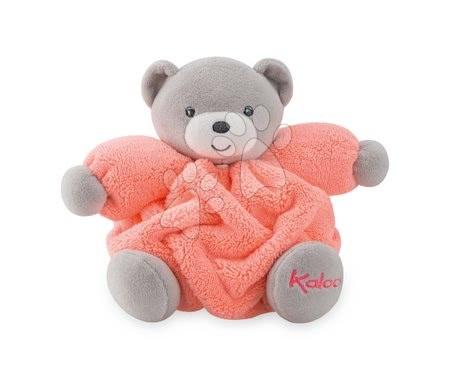 Plišani medvjed Chubby Neon Kaloo 18 cm u poklon-pakiranju za najmlađe narančasti