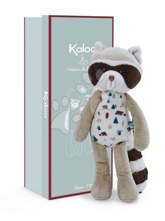 Plyšoví medvědi - Plyšová panenka medvídek mýval Doll Raccoon Leon Classique Filoo Kaloo 25 cm v dárkové krabici od 0 měsíců_1