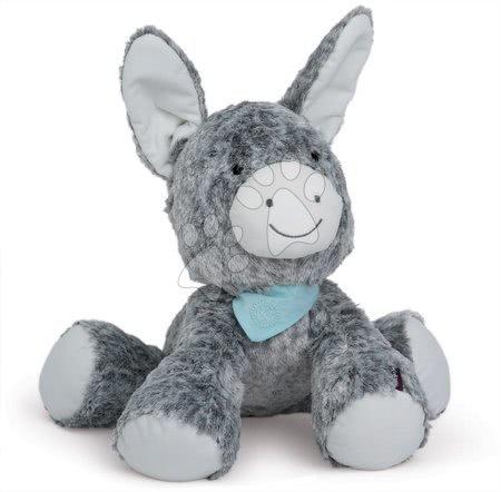 Plyšové hračky - Plyšový oslík Régliss Les Amis-Anon Kaloo 45 cm v dárkovém balení pro nejmenší