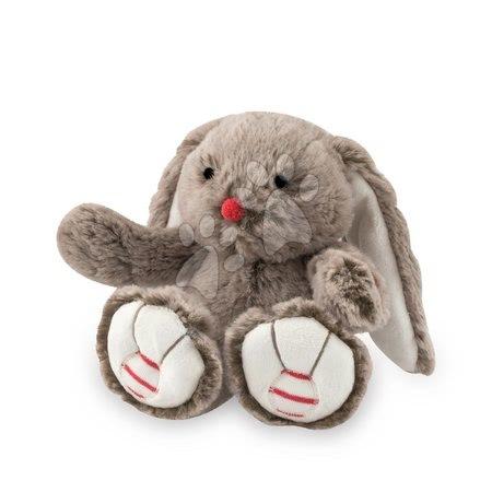 Rouge Kaloo - Plyšový králíček Rouge Kaloo 19 cm pro nejmenší hnědý