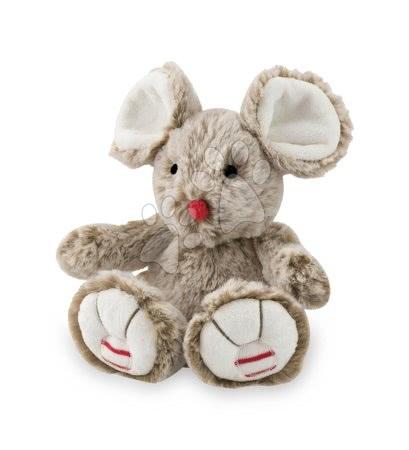 Rouge Kaloo - Plyšová myška Rouge Kaloo 19 cm pro nejmenší béžová
